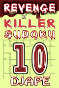 Revenge of Killer Sudoku, volume 10, 200 puzzles