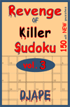 Revenge of Killer Sudoku, volume 3