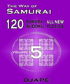 The Way of Samurai Sudoku, volume 5