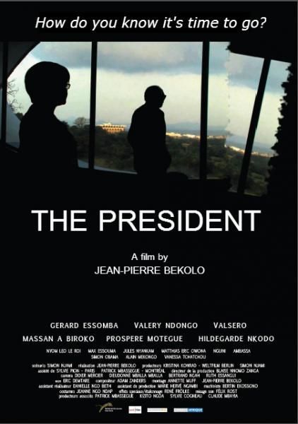 """Résultat de recherche d'images pour """"Le très controversé film camerounais """"Le Président"""" Jean Pierre Bekolo"""""""