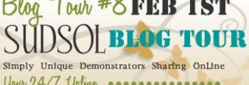 SUDSOL Blog Tour, February 1st!