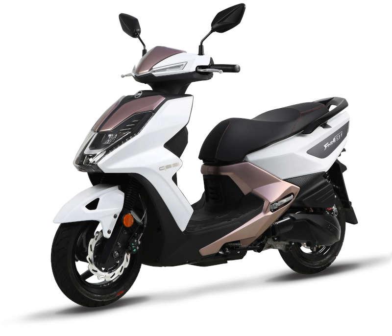sym fnx 125 - Sud Trike