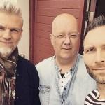 Halldór Lárusson og Benny Greb með tónleika