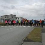 Metþátttaka í Strandarhlaupi Þróttar