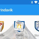 Grindavíkur-appið – Allt um Grindavík á einum stað