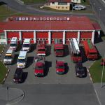 Sérstaklega annasamur september hjá Brunavörnum Suðurnesja