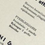 Auglýsing Nonna og Bubba frá árinu 1958 fer á flug á veraldarvefnum