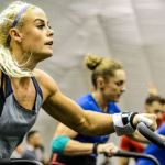 Ragnheiður Sara fer rólega af stað á Heimsleikunum í CrossFit