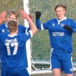 Öruggir sigrar hjá Njarðvík og Víði