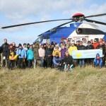 Um 700 kíló af rusli fargað eftir árlegan strandhreinsidag