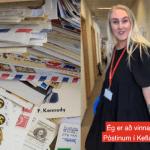 Birgitta býður góðan dag frá Keflavík – Myndband!