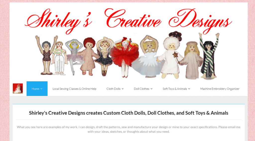 Shirley's Creative Designs