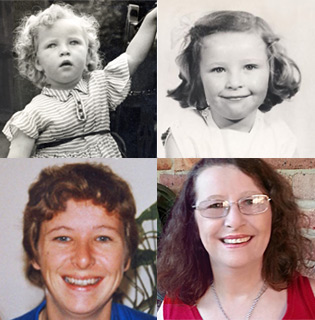 Sue from 2 to older