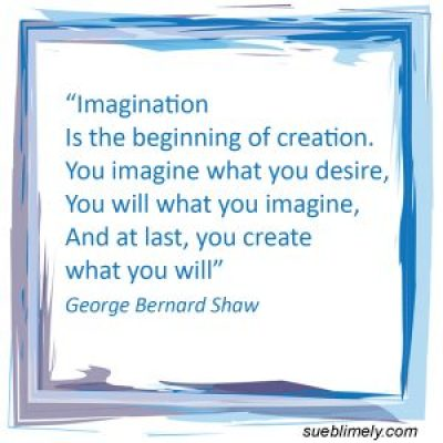 Creativity & Imagination Quote