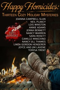 HappyHomicides Thirteen Cozy Holiday Mysteries high res