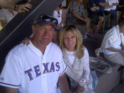 Larry and Laura Brooks