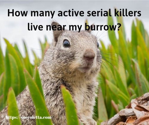 How Many Serial Murderers Stalk Your Streets? 2019 Stats -