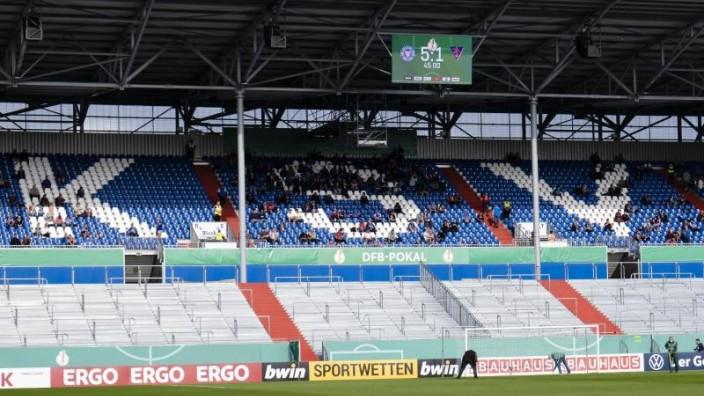 bau des neuen holstein stadions konkret