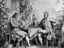 """Stefan Bollmanns Goethe-Buch """"Der Atem der Welt"""": Emsig und ernstlich"""