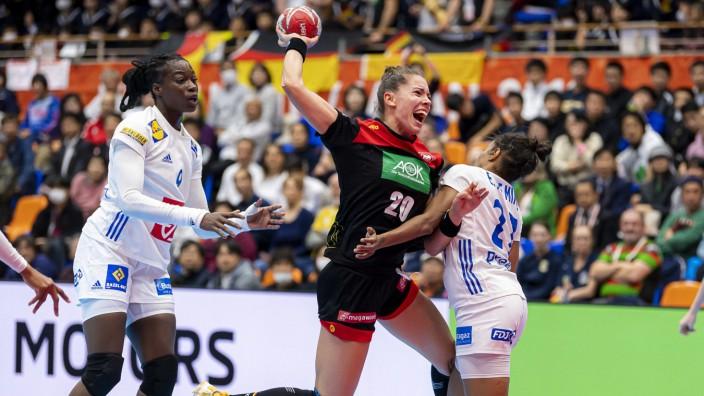 handball wm zwischenfinale gegen