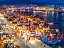 Konjunktur: Chinas Wirtschaft wächst um 18,3 Prozent
