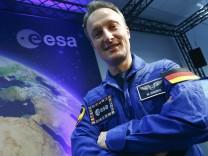 Raumfahrt: Unser Mann im All
