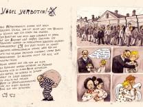 Comic: Der Geist des Ganters