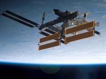 Raumfahrt: Die ISS verliert Luft