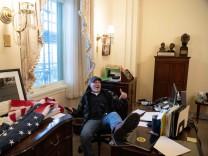 Ausschreitungen in Washington: Von Hetzern und Helden