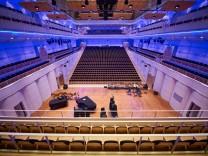 Konzertsäle in der Pandemie: Vollmachen, bitte