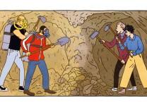 Comic aus Israel: Jäger der verlorenen Bundeslade