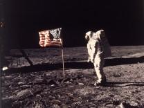 Mond: Bedrohtes Erbe auf dem Mond