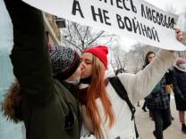 Russland: Wer nichts zu verlieren hat