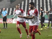 Sensation im DFB-Pokal: Regionalligist Essen wirft Leverkusen raus