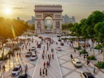 Paris: Grün ist die Hoffnung