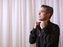 """Film über Robbie Williams in Planung: """"Robbie ist dieser Jedermann"""""""