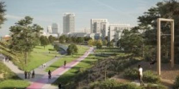 Zukunft des Loveparade-Areals: Trost am Bau