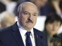 Musikwettbewerb: Belarus vom Eurovision Song Contest ausgeschlossen