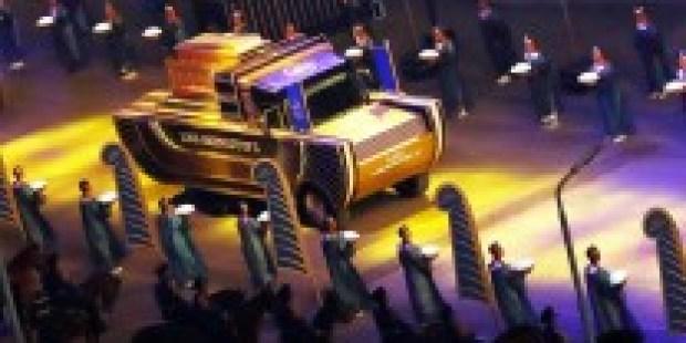 Kulturgeschichte: Parade für Mumien