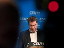 Kanzlerkandidatur: Söder setzt die Union einem gewaltigen Risiko aus