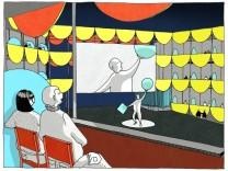 Theater: Befreiung