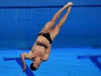 Wasserspringen: Patrick Hausding gewinnt 16. EM-Gold