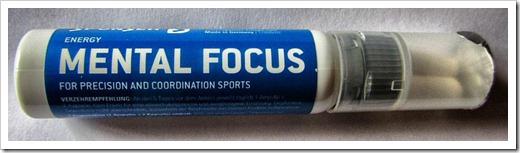 Mental Focus (5/6)