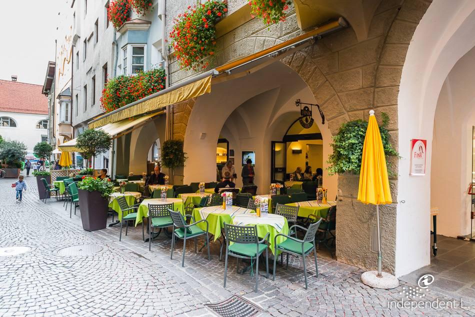 Restaurant Caf Konditorei Fink  Sdtirol fr alle