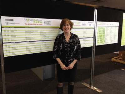 150530 Reinvent Your Career Expo Melbourne Sue Ellson LinkedIn Hacks for Expert Career Seekers