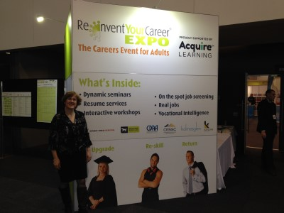 Reinvent Your Career Expo Melbourne 2015 LinkedIn Hacks for Expert Career Seekers