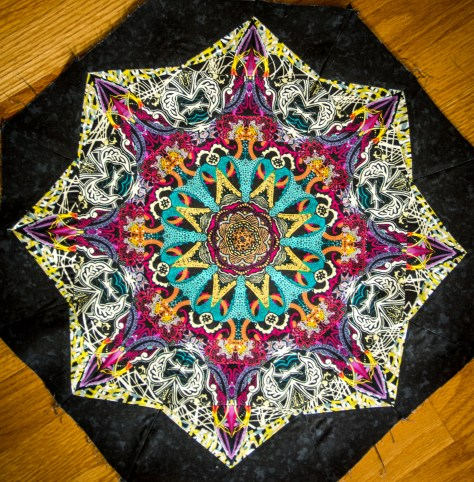 Kaleidoscope Block 6