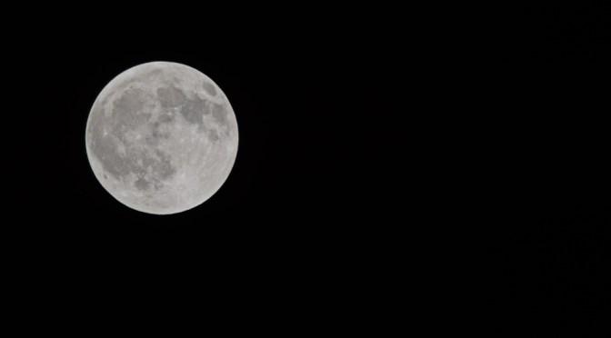 Blood Moon Eclipse, 4/15/2014