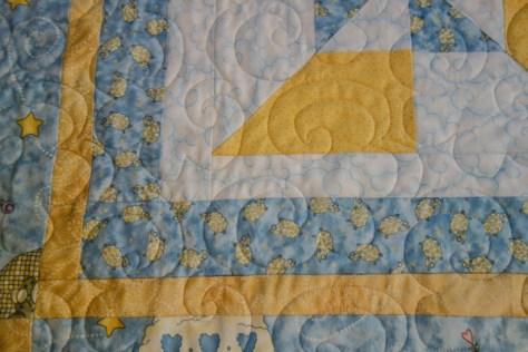 pinwheels quilt 2