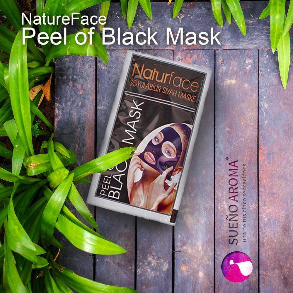 black mask natureface